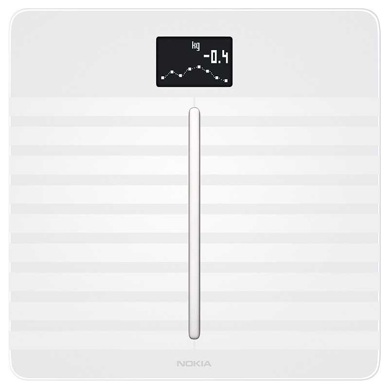 Withings Balance Cardio Du Corps One Size White