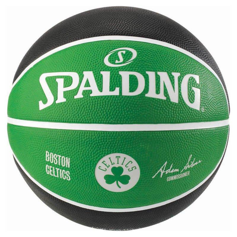 Spalding Ballon Basketball Nba Boston Celtics 7 Multicolor