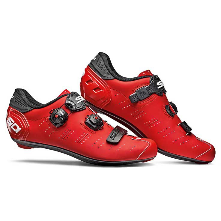 Sidi Ergo 5 Eu 39 Matte Red / Black