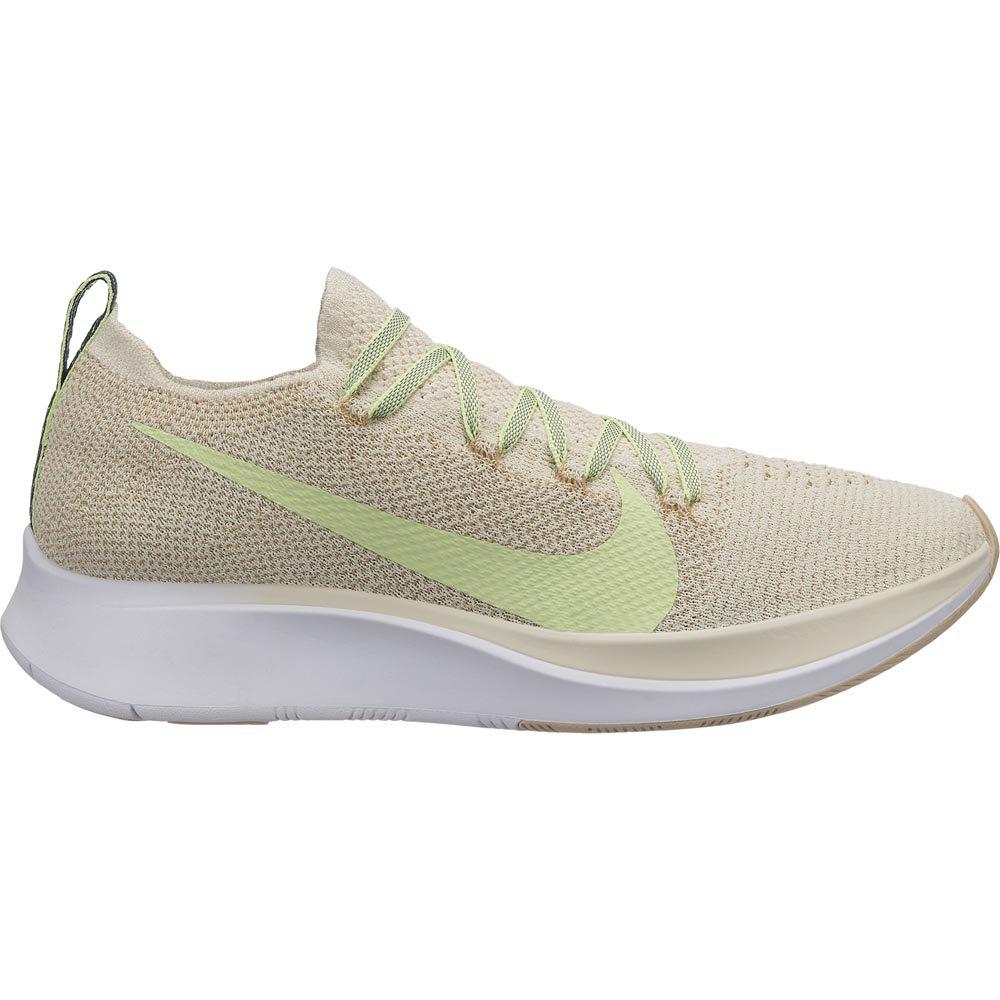 Nike Zoom Fly Flyknit EU 39 Light Cream / Barely Volt / Desert