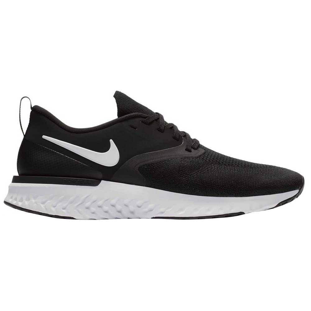 Nike Odyssey React 2 Flyknit EU 42 1/2 Black / White