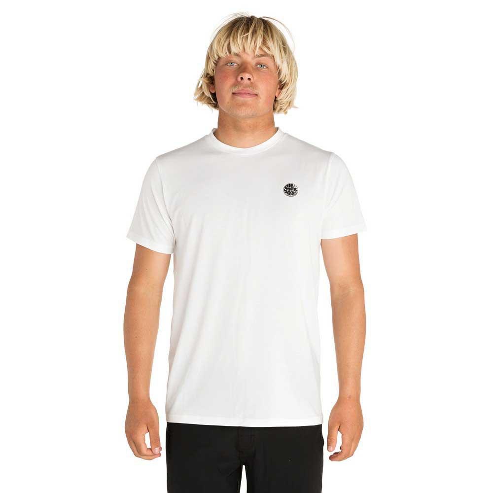 Rip Curl Search Logo S White