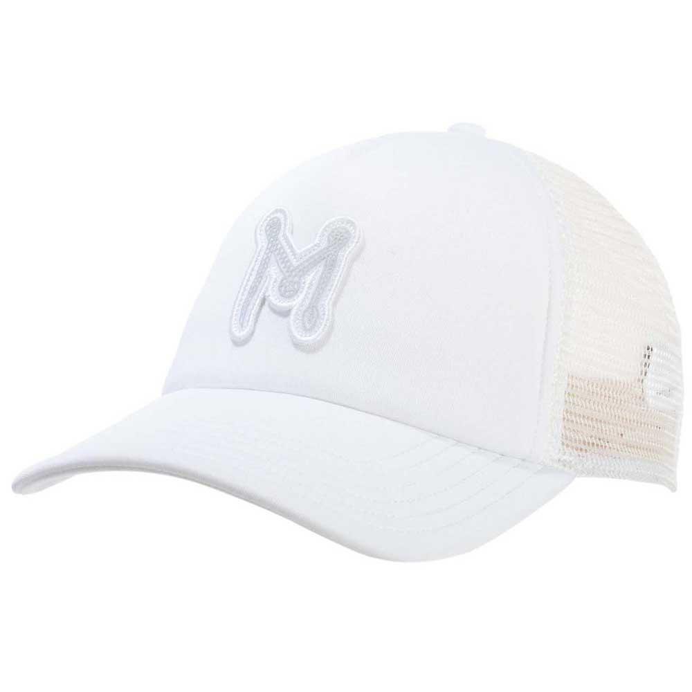 Mammut Crag S-M White