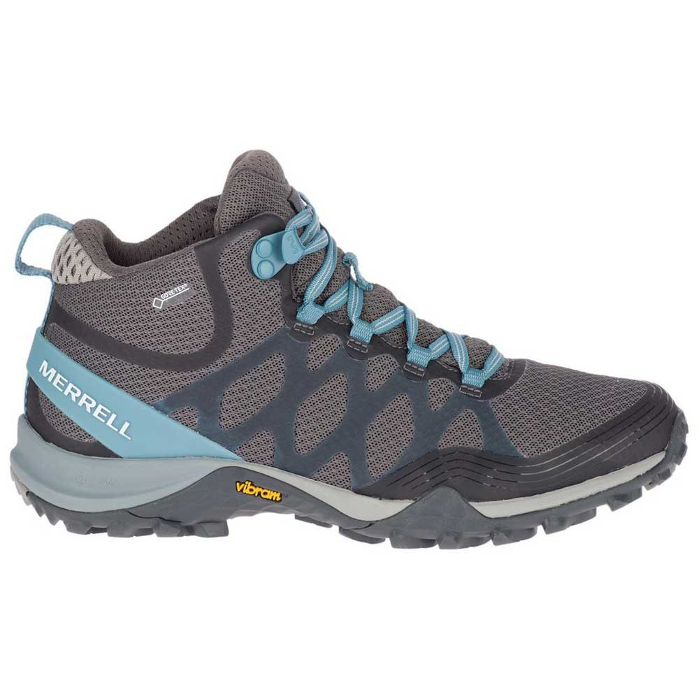 merrell walking shoes size 3 90