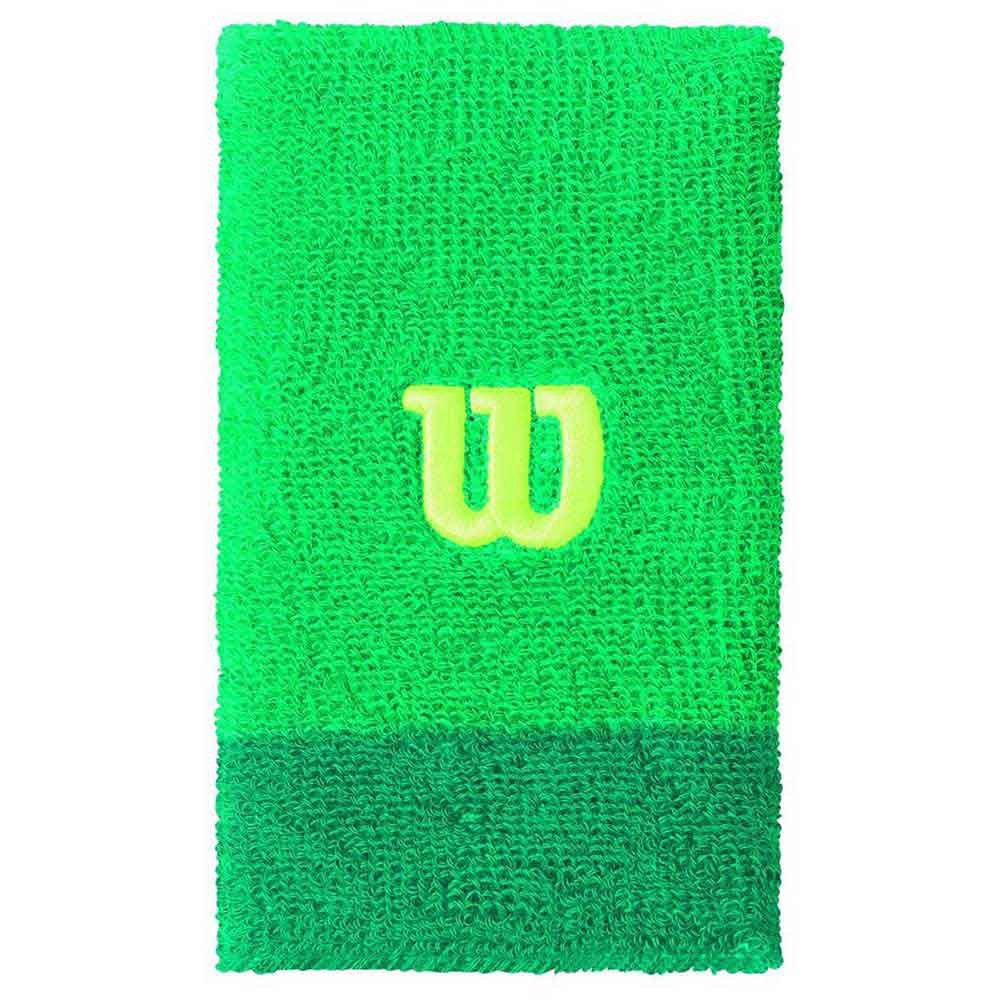 Wilson W Extra Wide One Size Deep Green / Lagoon Green / Sharp Green