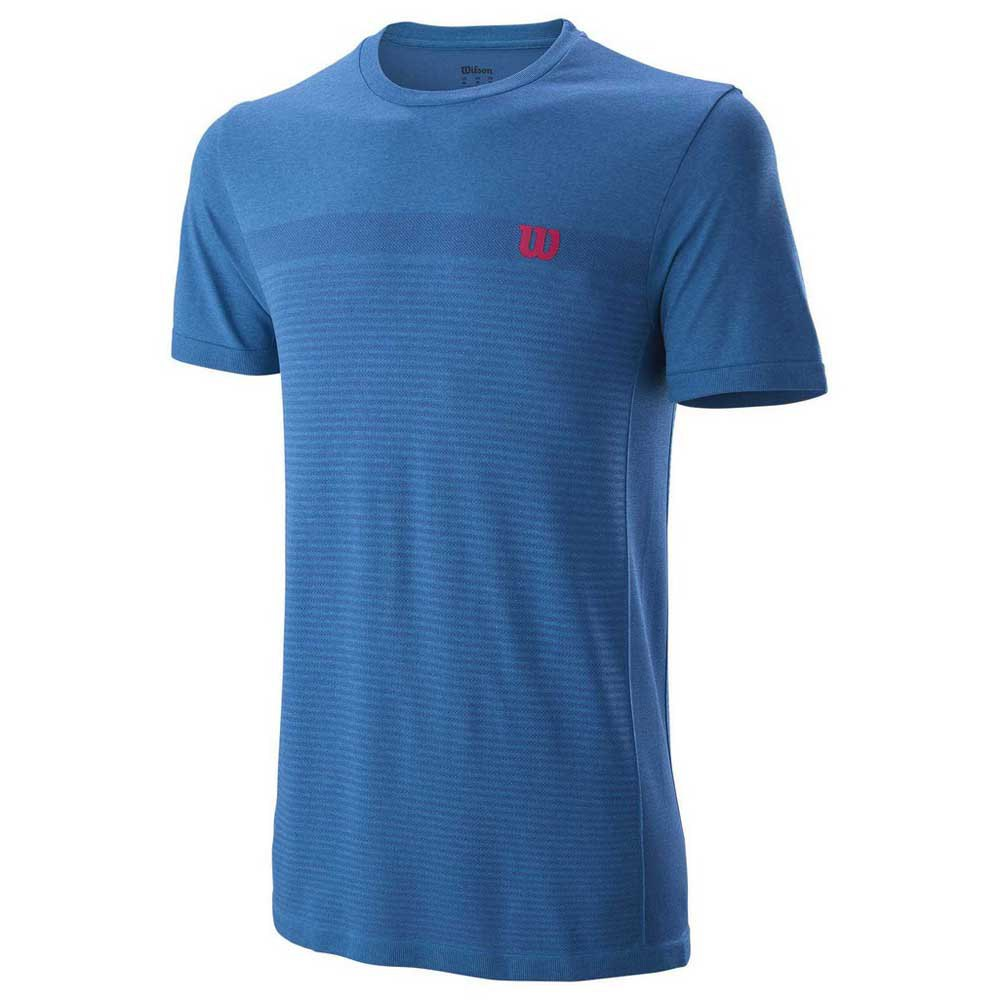 Wilson Competition Seamless Crew S Brilliant Blue / Imperial Blue
