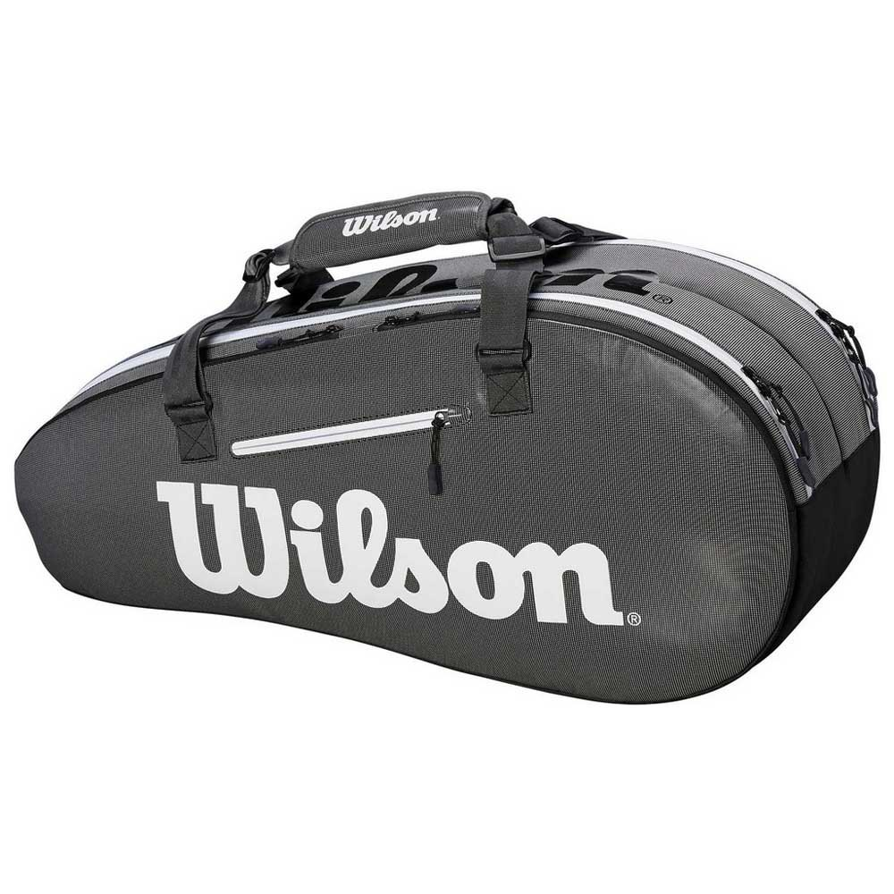 Wilson Super Tour One Size Black / Grey