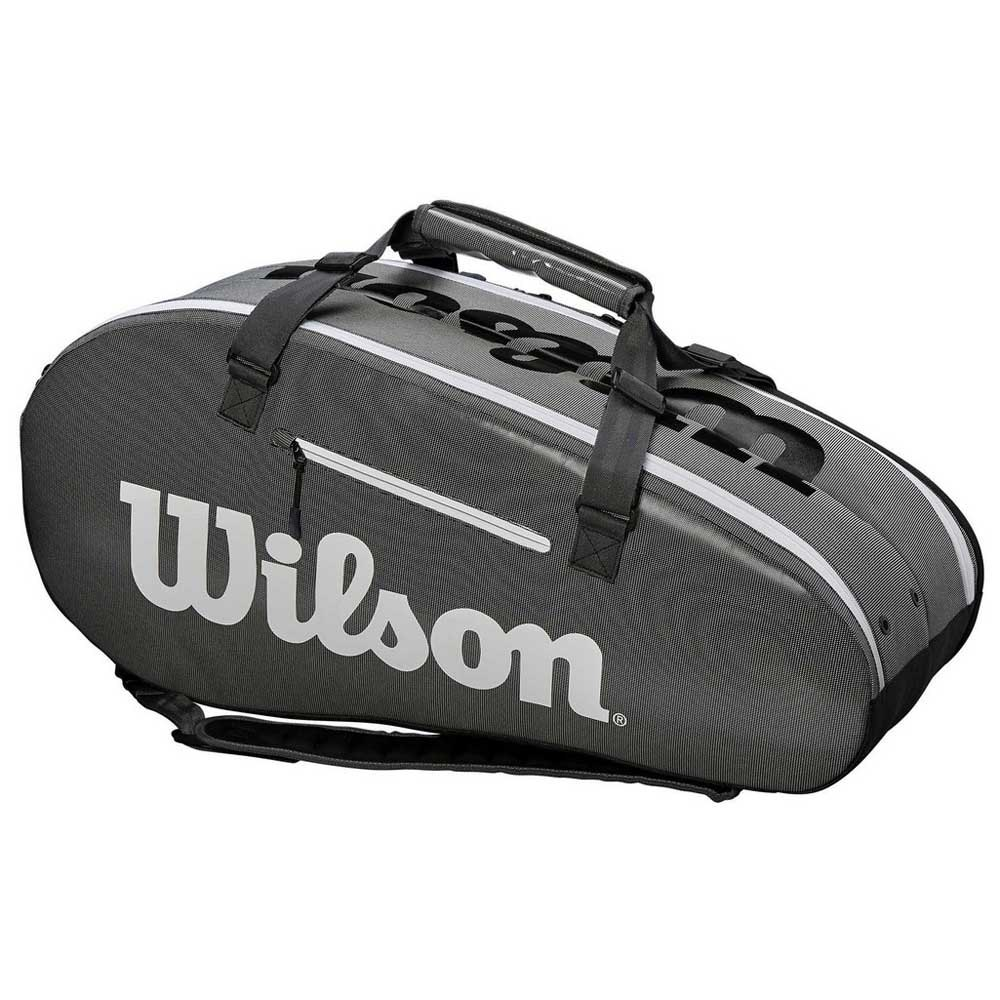 Wilson Super Tour One Size Black / Grey