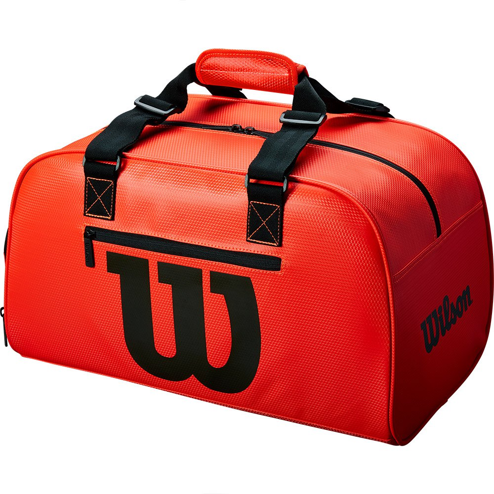 Wilson Duffel S One Size Infrared