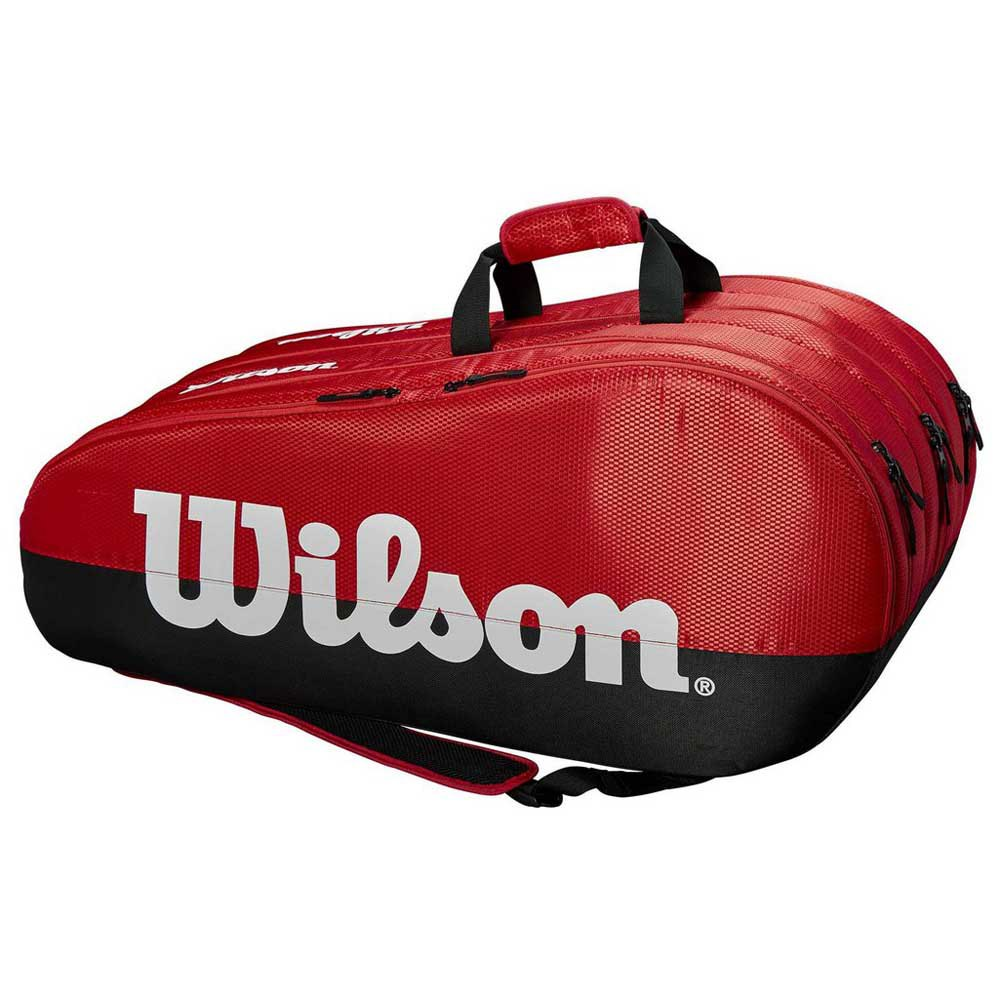 Wilson Team One Size Black / Red