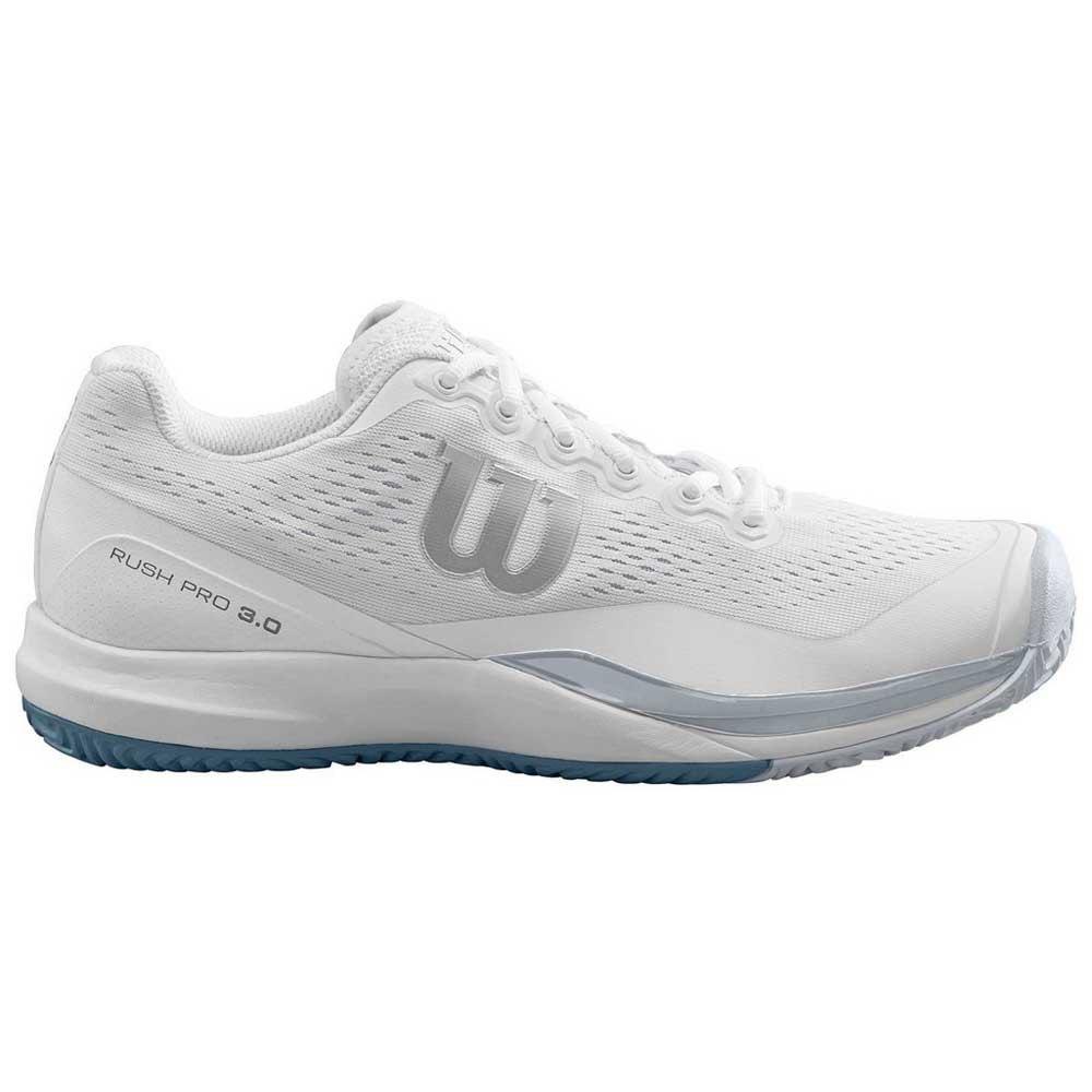 Wilson Rush Pro 3.0 EU 45 1/3 White / Pearl Blue / Bluestone
