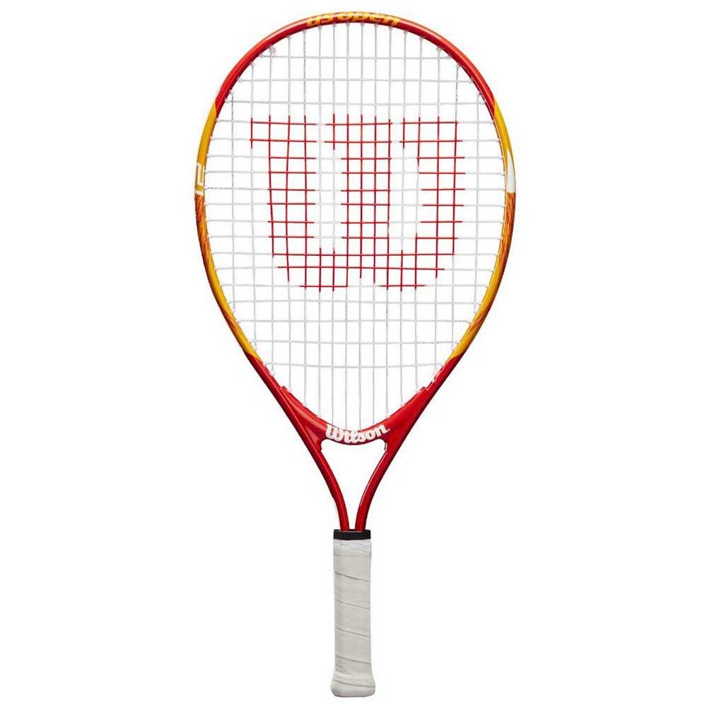 Wilson Us Open 21 Tennis Racket One Size Pink / Orange