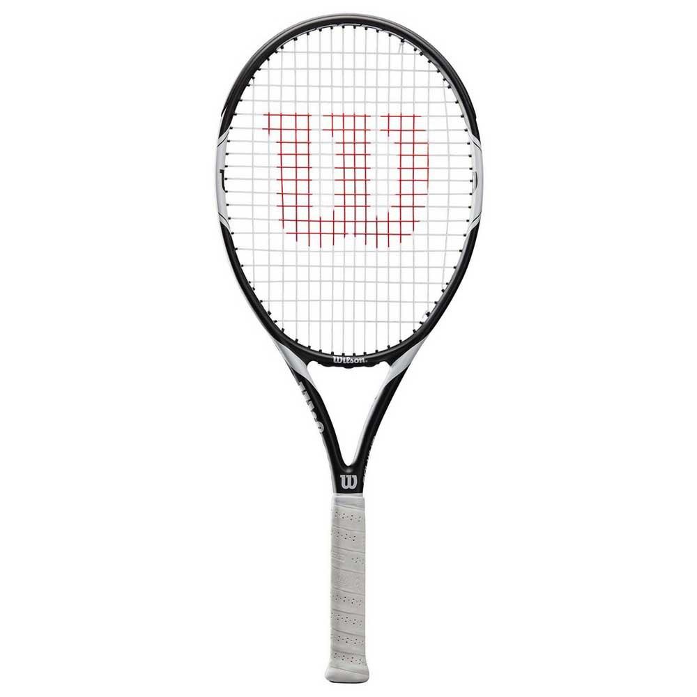 Wilson Federer Team 105 2 Black / Grey