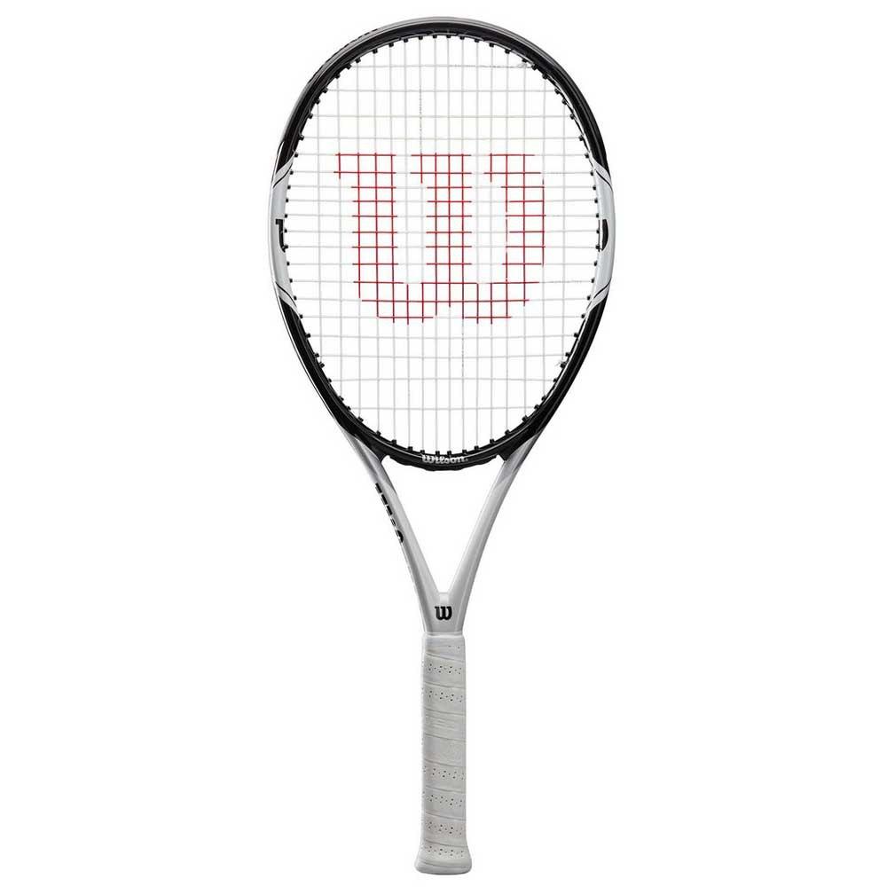 Wilson Federer Pro 105 2 Black / Grey