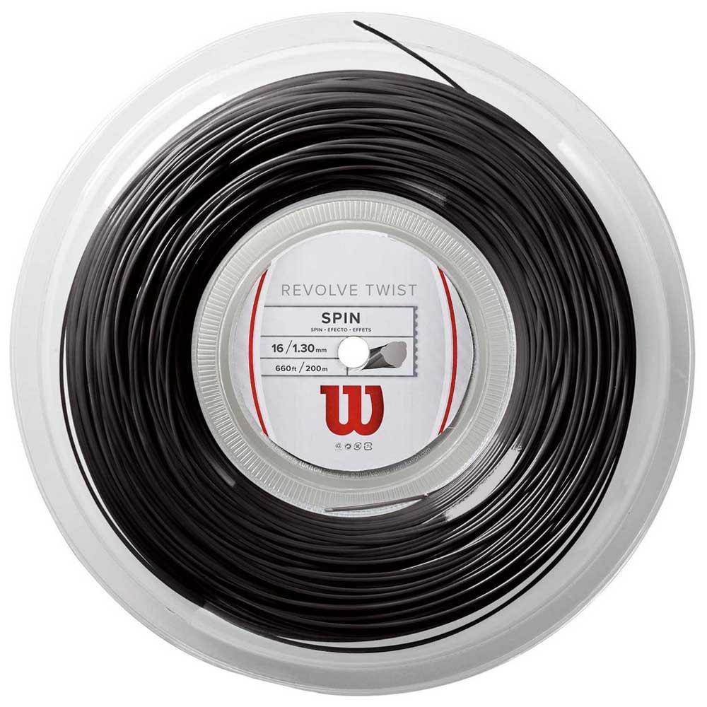 Wilson Revolve Twist 200 M 1.25 mm Grey