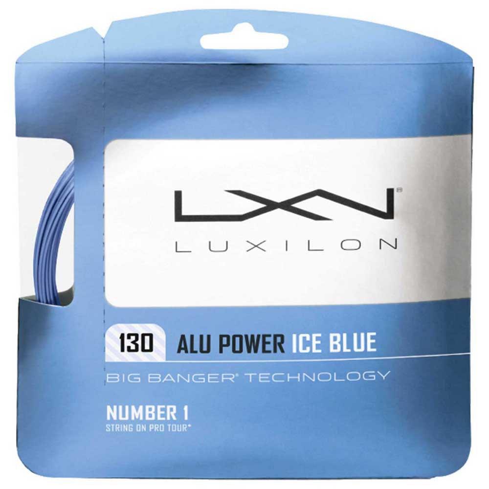 Luxilon Alu Power 12.2 M 1.30 mm Ice Blue