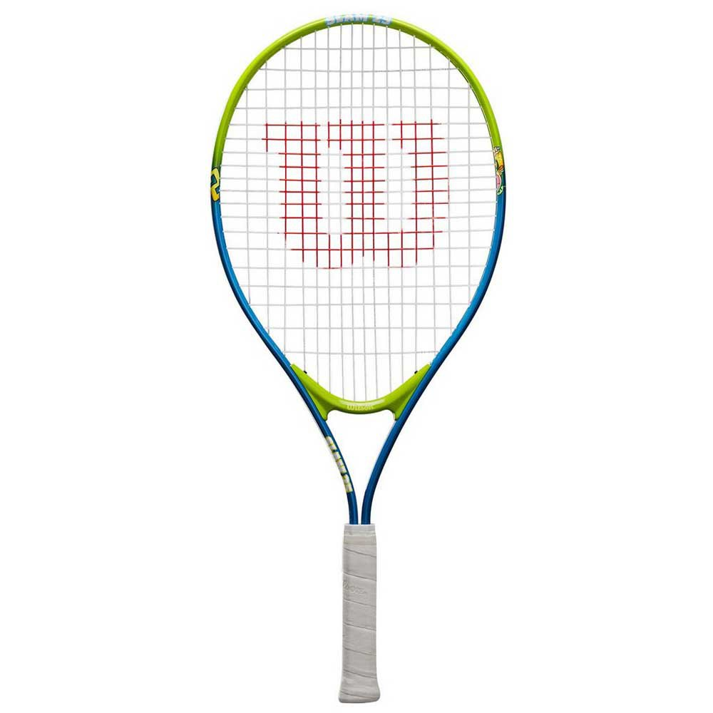 Wilson Slam 25 Tennis Racket One Size Green / Blue