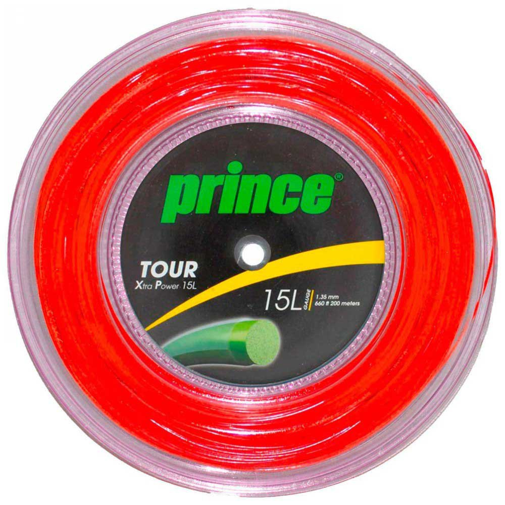 Prince Tour Xtra Power 200 M 1.35 mm Red