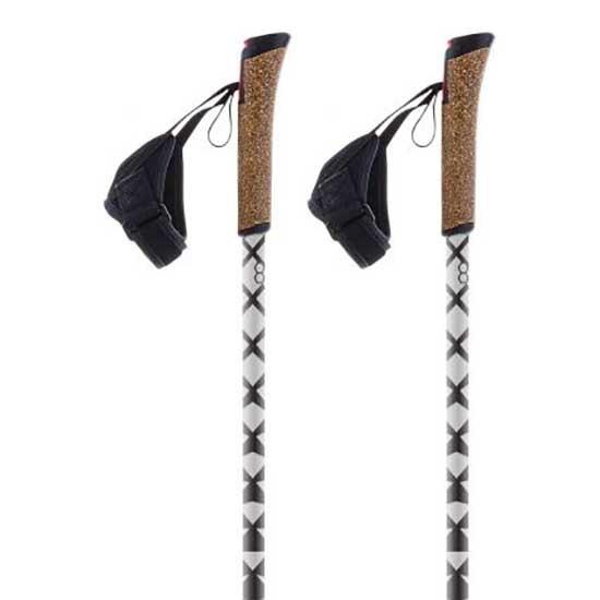 Ferrino Horn 115 cm Black / Silver