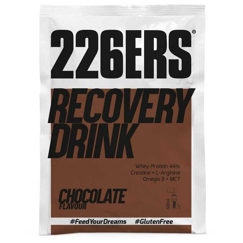 226ers Recovery Drink 50g 15 Units Chocolate