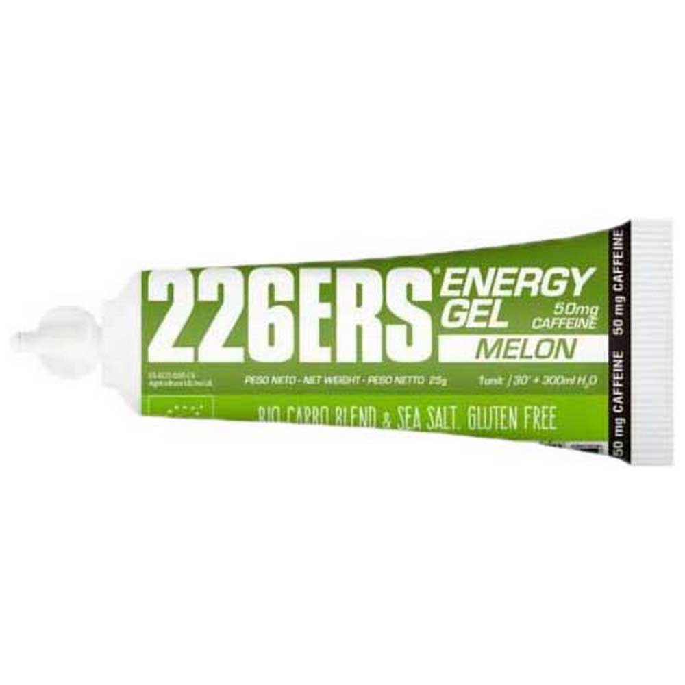 226ers Energy Gel Bio Caffeine 25g 40 Units Melon