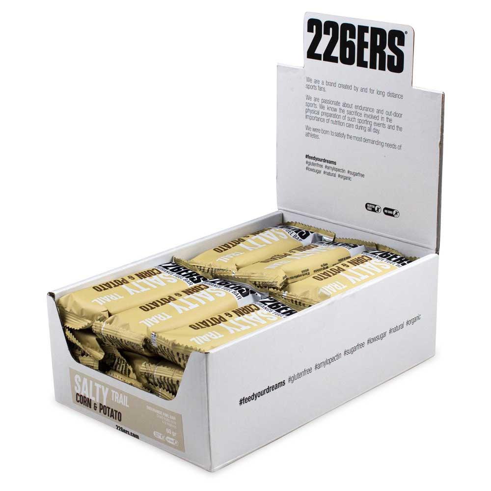 226ers Endurance Bar Salty Trail 60g 24 Units Corn & Potato