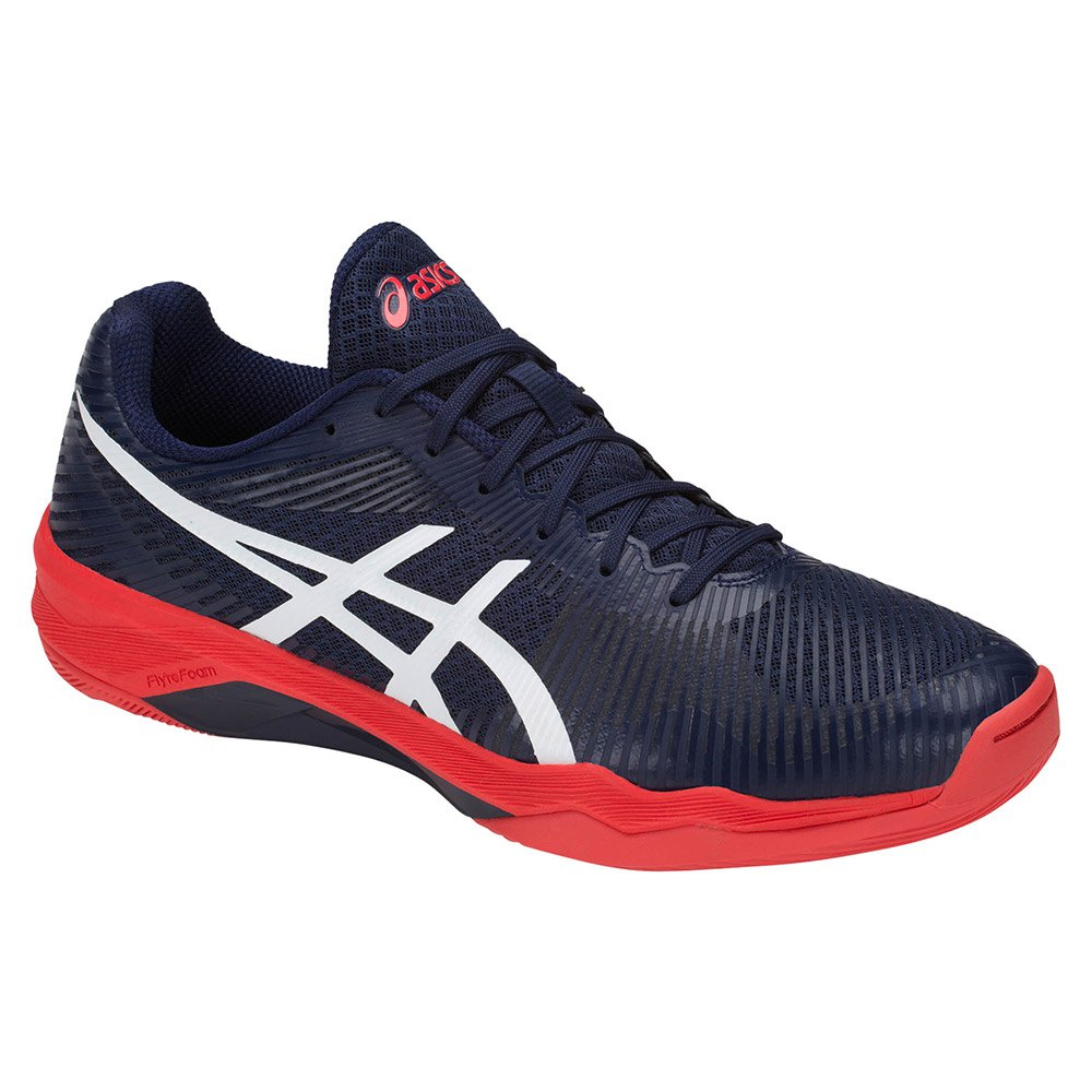 Asics Volley Elite Ff EU 46 1/2 Peacoat / White / Red