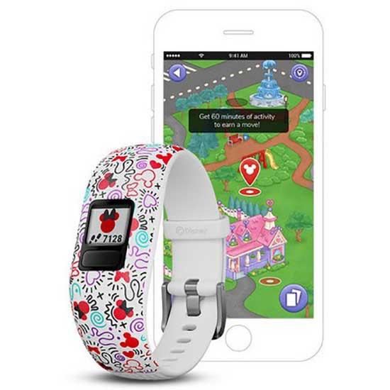 Garmin Vivofit Junior 2 M-L White Minnie Mouse