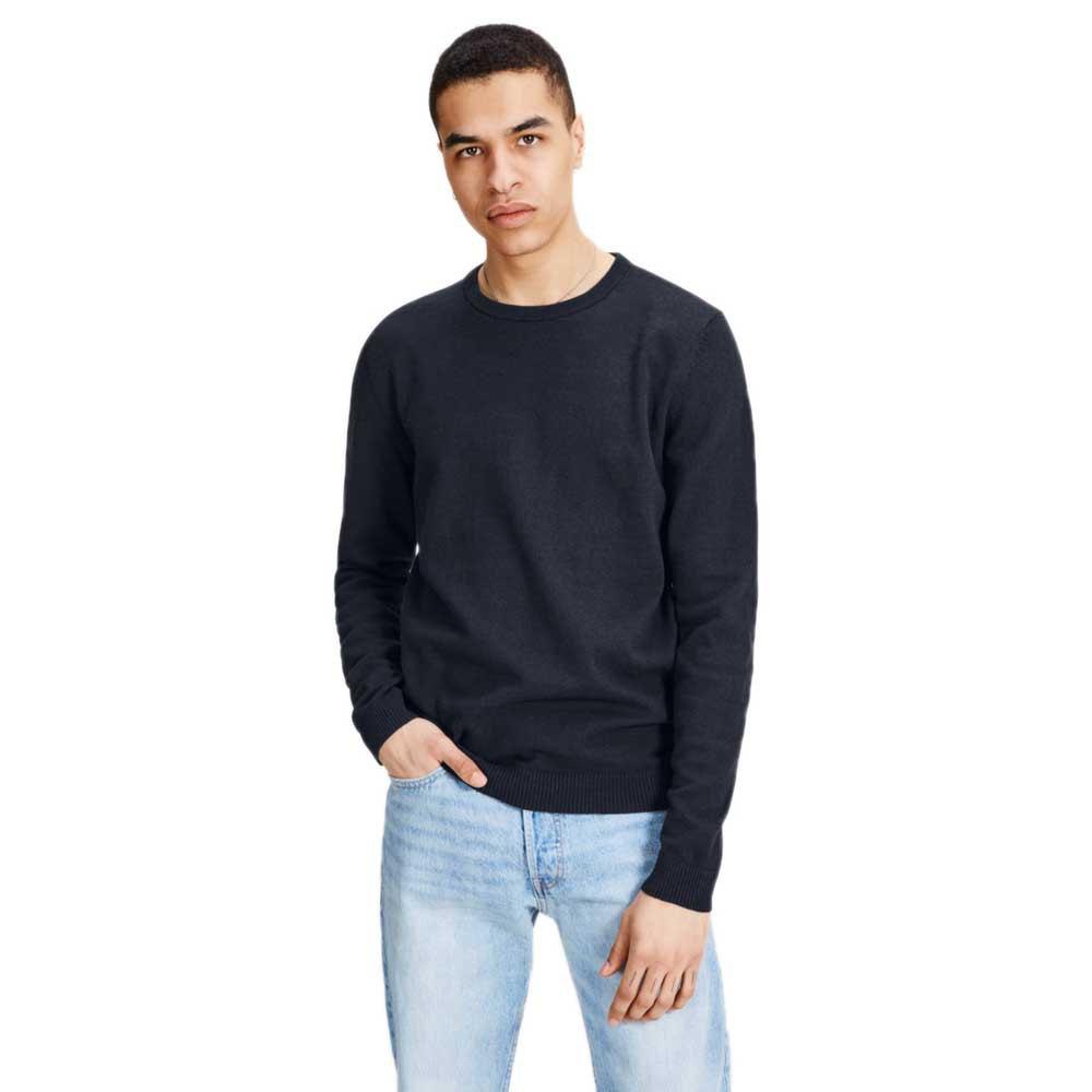 Jack & Jones Essential Basic Knitted XL Navy Blazer