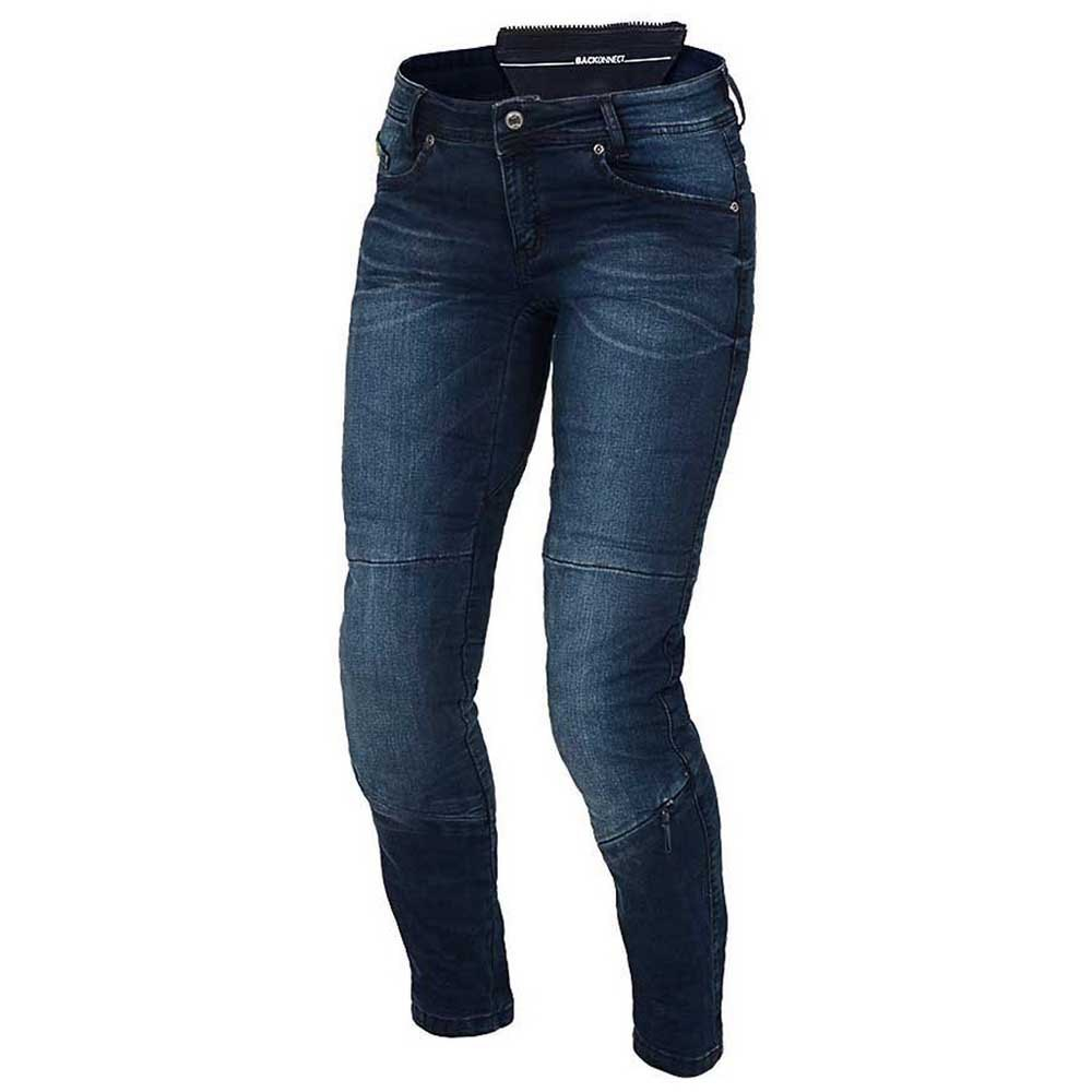 Macna Jenny Pants Short 34 Blue