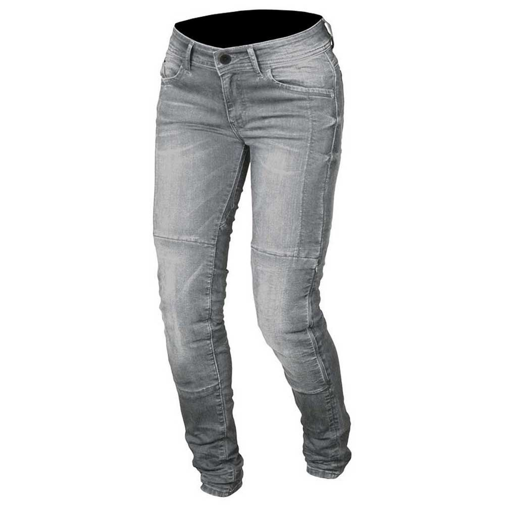 Macna Jenny Pants Short 34 Grey