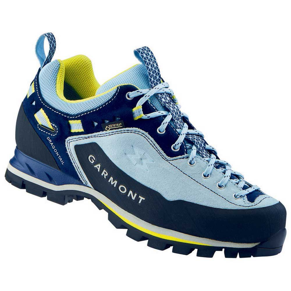 Garmont Dragontail Mnt Goretex EU 35 Light Blue / Lemon