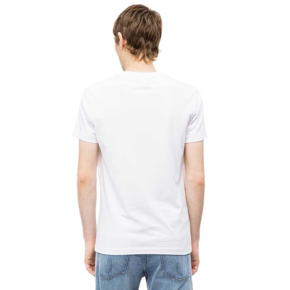 Calvin-Klein-J30j311023-Blanco-Camisetas-Calvin-klein-moda- 7324c392776