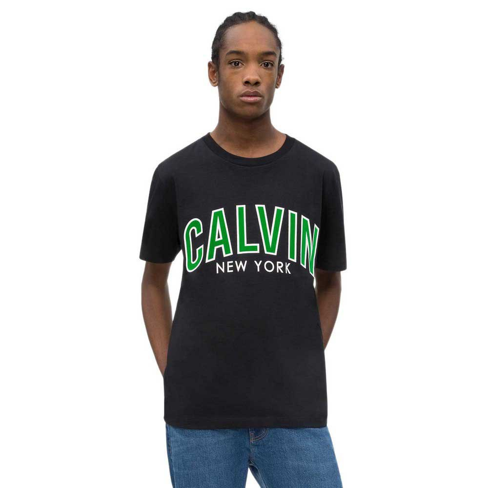 T Calvin shirts J30j312121 Noir Klein Mode V wqqZAt1H