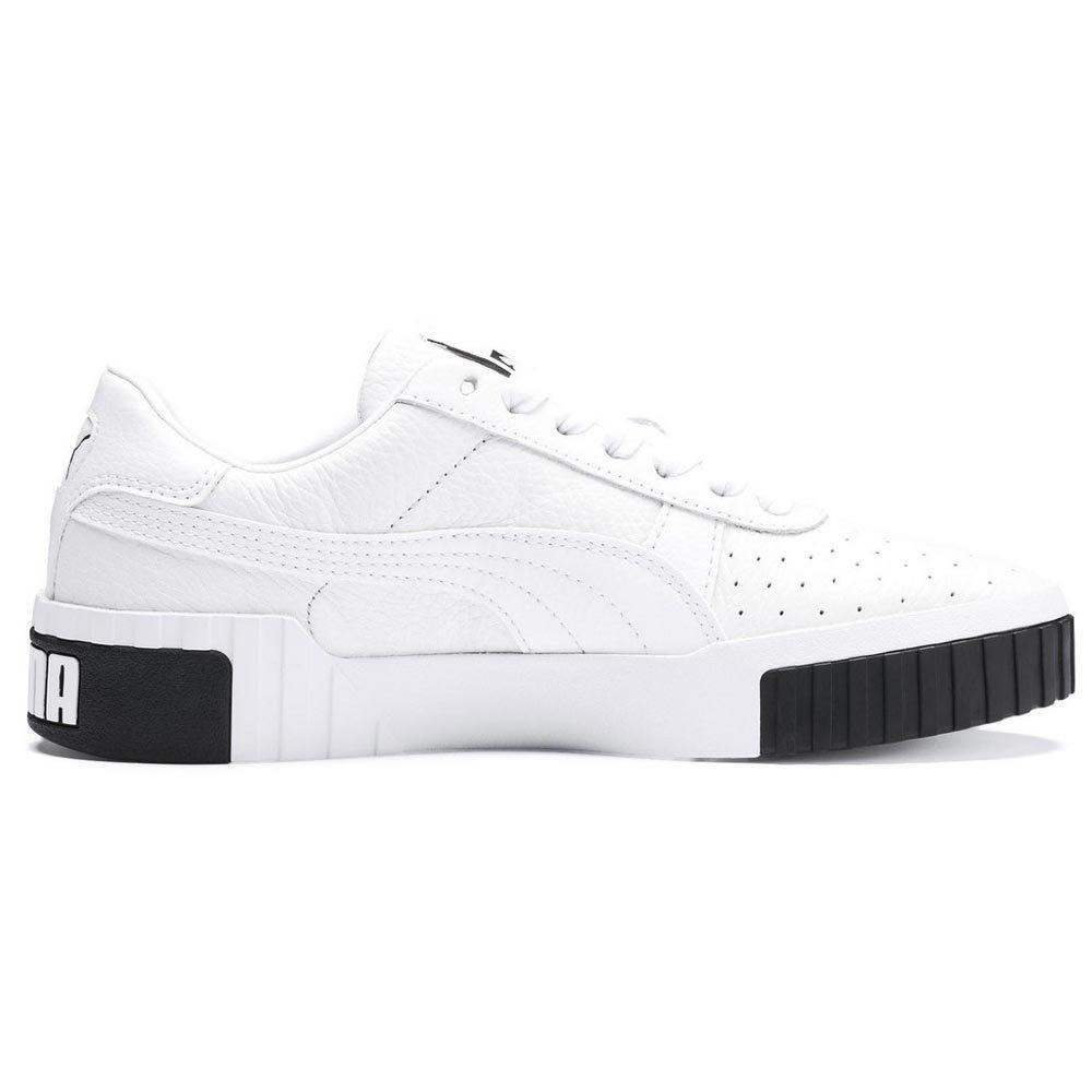 zapatillas de mujer puma blancas