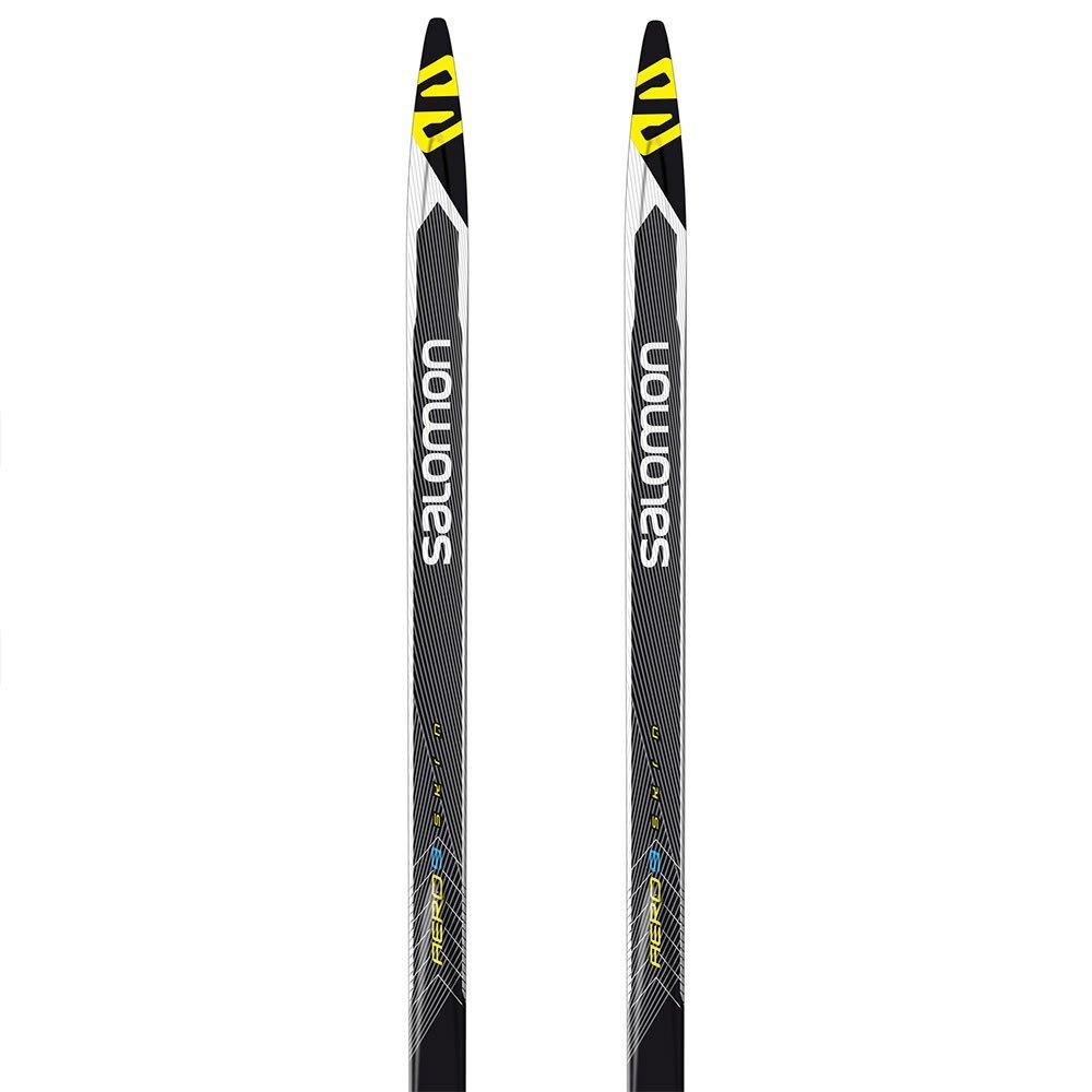 Salomon Aero 9 Skin+pm Skin+pm Skin+pm Pr Eq Cl Schwarz  Ski Salomon  skifahren 31adef