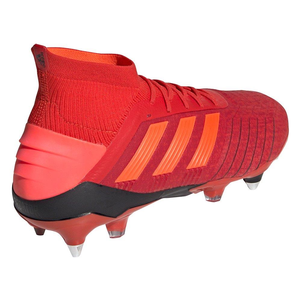 Predator Adidas Calcio Sg 1 Rosso 19 dUrUZ7