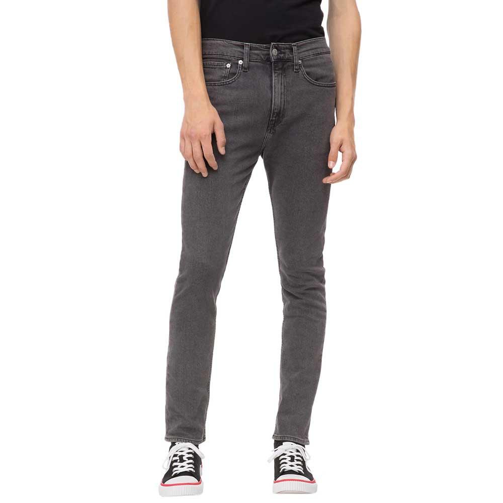 Calvin Klein Jeans Denim Pants 34 Copenhagen Grey