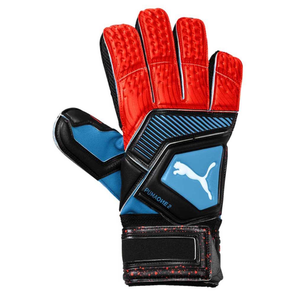 Puma One Protect 2 Rc 11 Blue Azure / Red Blast