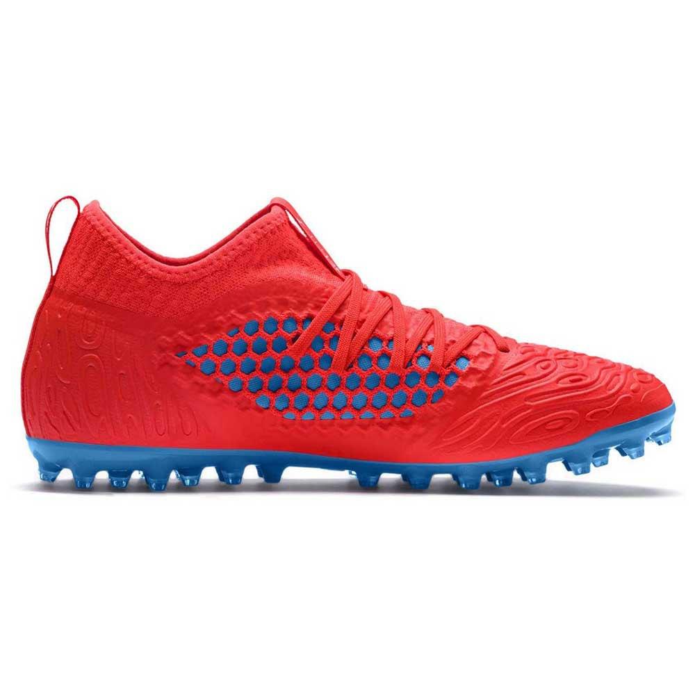 4f0ed6723 Puma Future 19.3 Netfit Mg Red , Football Puma , football , Football ...