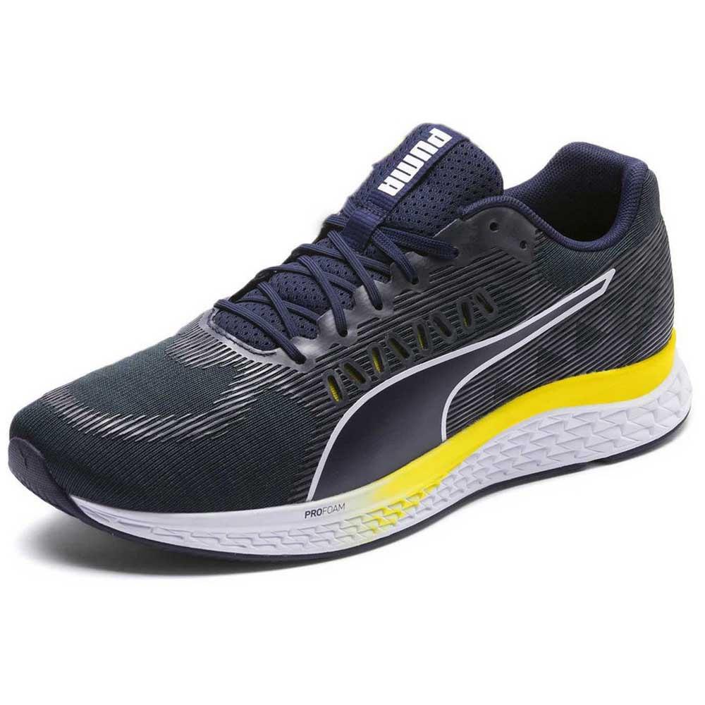 Detalles de Puma Speed Sutamina Gris T58625 Zapatillas Running Gris , Zapatillas Running