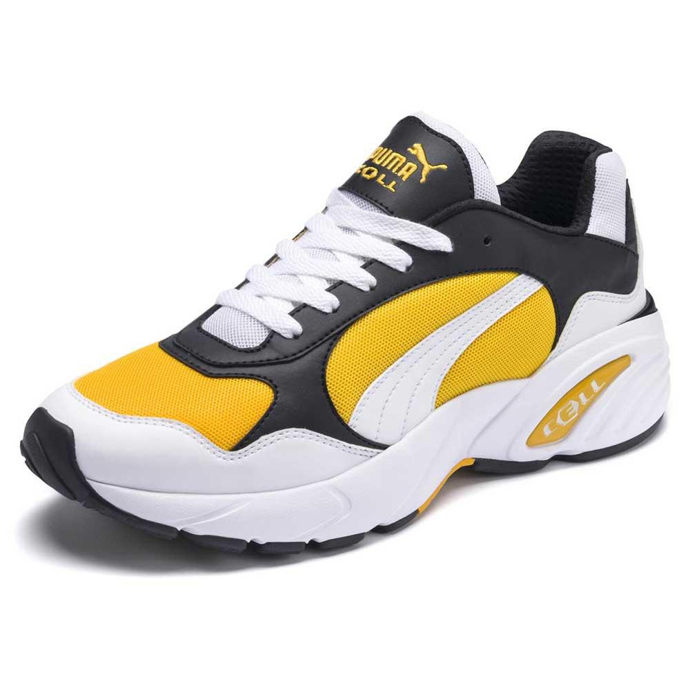 Puma Select Cell Viper EU 40 Puma White / Spectra Yellow