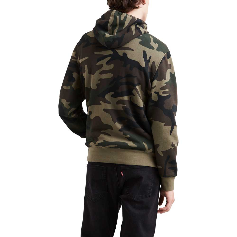Levi´s Modern Uomo Hoodie Multicolore Moda Felpe Abbigliamento n6fnx1Y