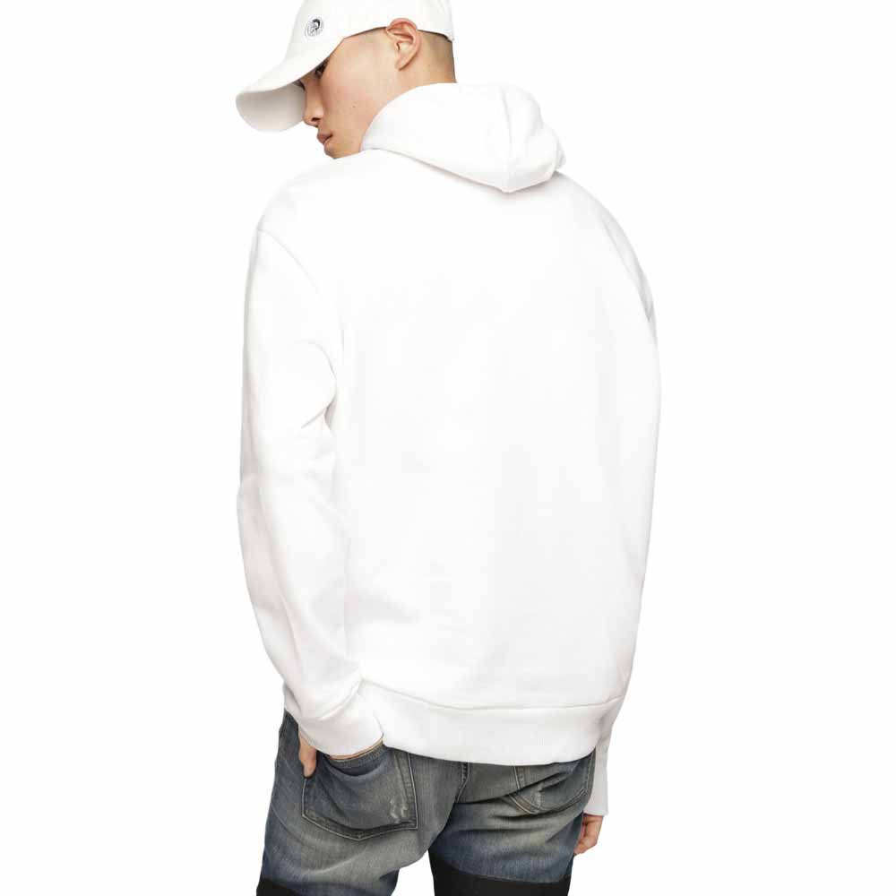 Diesel-After-White-T59363-Sweatshirts-and-Hoodies-Male-White-Diesel-fashion thumbnail 5