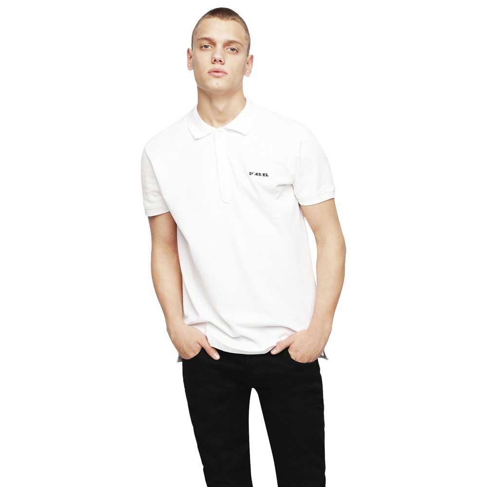 Diesel Heal Weiß , Poloshirts Diesel , mode , Herrenkleidung
