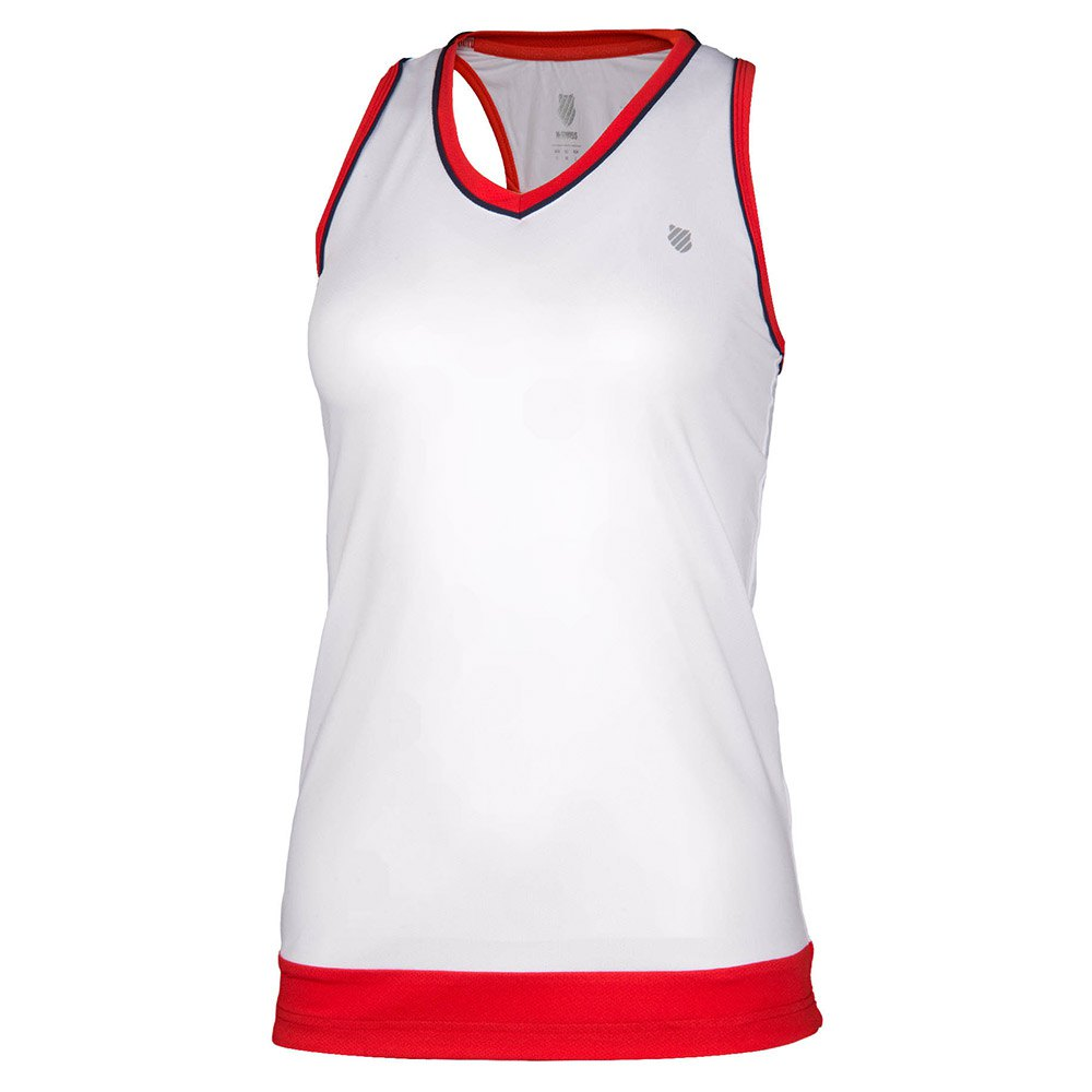 K-swiss Heritage Classic XS White / Red