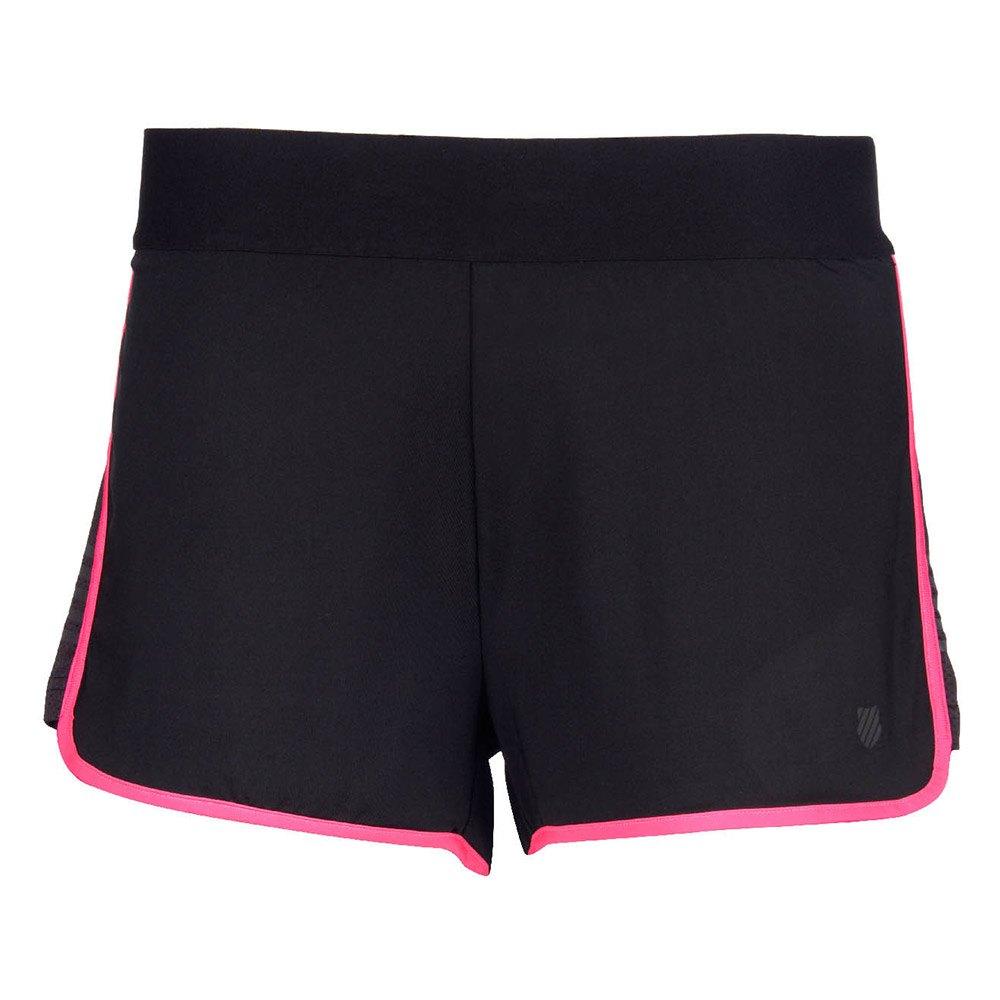 K-swiss Hypercourt L Black Beauty / Pink Yarrow