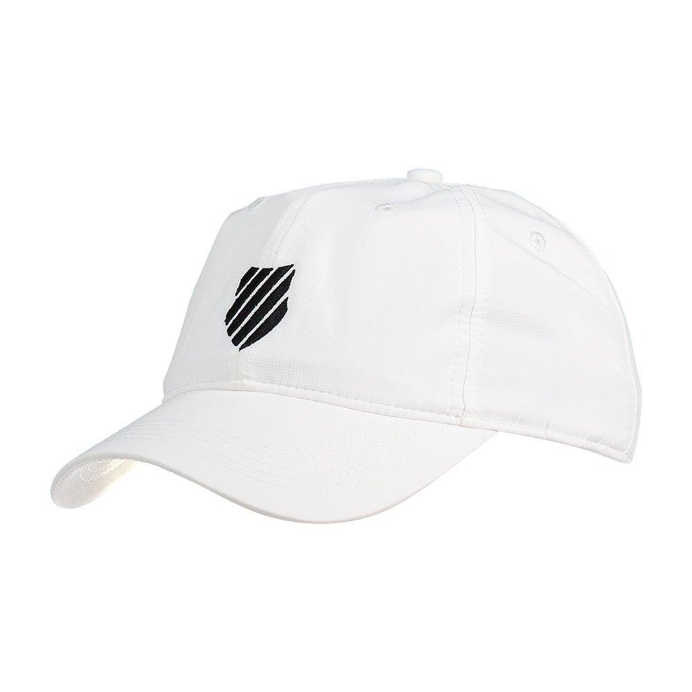 K-swiss Logo One Size White