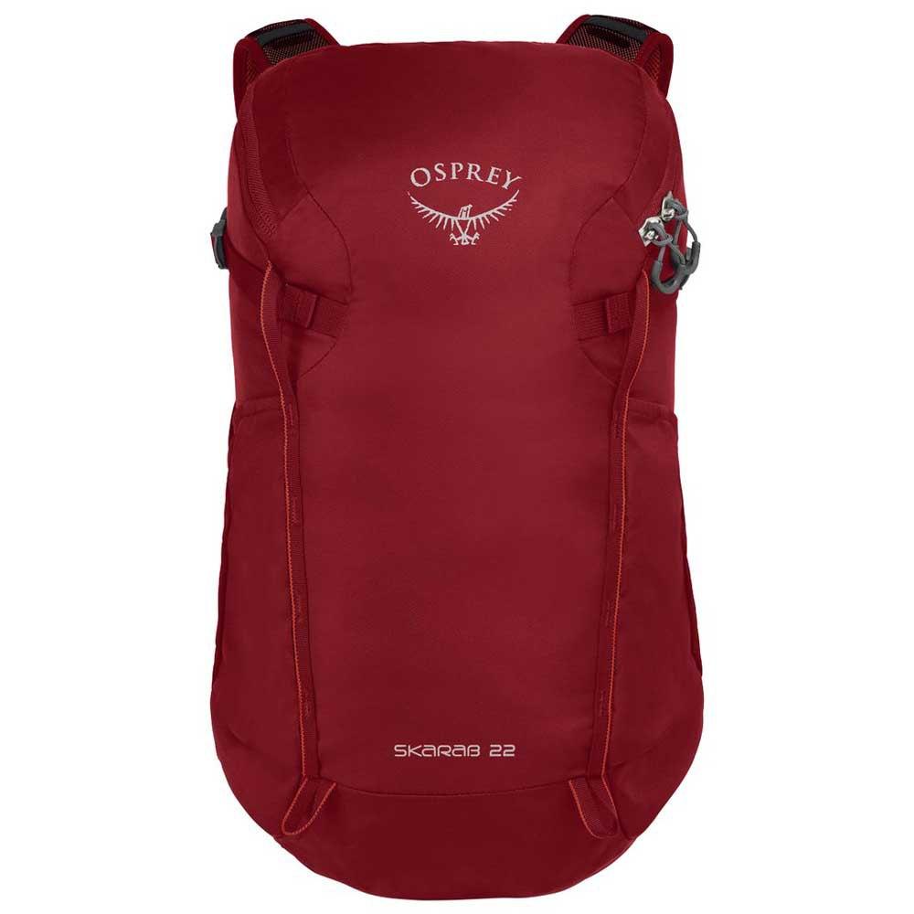Osprey Sac À Dos Skarab 22l One Size Mystic Red