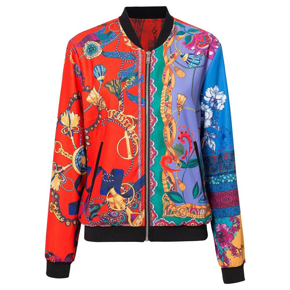 auténtico auténtico captura variedad de diseños y colores Detalles de Desigual Nayeli Multicolor T66000/ Chaquetas Mujer Multicolor ,  Chaquetas , moda
